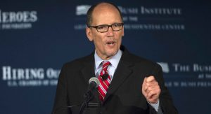 Tom Perez 300x163 - DNC Picks Former Labor Secretary Tom Perez as New Chair