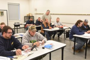 IBEW 7797 300x201 - Technology at the core of IBEW Local 351 apprenticeship program