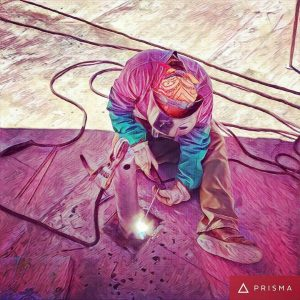 Insta image 14 300x300 - Woman welder finds a home with Iron Workers Local 399