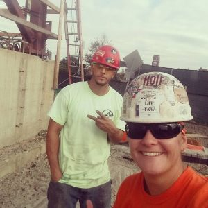 Insta image 45 300x300 - Woman welder finds a home with Iron Workers Local 399