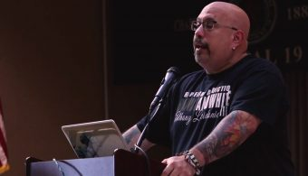 Tony Luke Jr. Speaks at Sheet Metal Workers