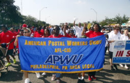 Labo Day Parade Philadelphia Local 19 Sheet Metals Union hall Sept 3, 2018   philly local APWU