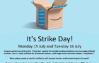 Amazon Strike Day