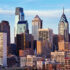 PHILADELPHIA, PENNSYLVANIA, UNITED STATES - 2009/03/24: Philadelphia skyline. (Photo by John Greim/LightRocket via Getty Images)