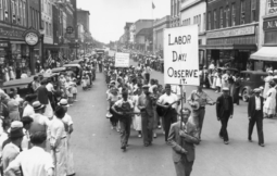 1934 Labor Day Parade